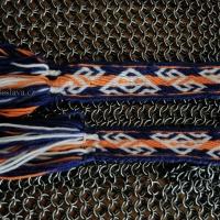 Karetka  | Tablet woven band  Hallstatt