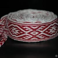 Karetkový pás / Tablet woven band