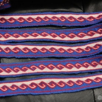 Poloviční beraní rohy ::::: Half ram´s horn pattern