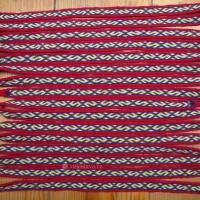 Kaukola Kekomäki karetka / tablet weaving
