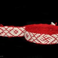 Slovanská karetka ::::: Slavic tablet weaving