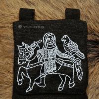 Velkomoravský sokolník - taška / Great Moravian Falconer - bag