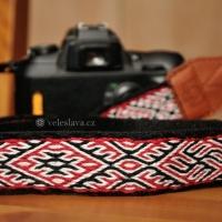 Fotopopruh slovanský / Slavic camera strap