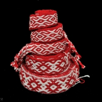 slavic wedding tablet woven bands