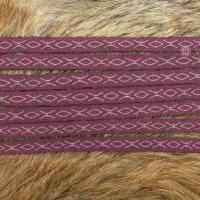 jednoduchá karetka / simple tablet weaving